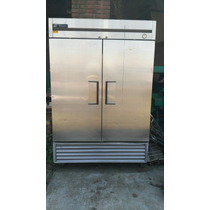 Refrigerador Marca True Acero Inoxidable
