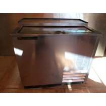 Refrigerador True Acero Inoxidable