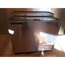 Refrigerador True Acero Inoxidable