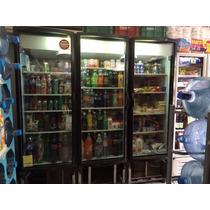 Refrigerador Criotec Tres Puertas