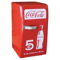 Refrigerador Servibar Coca Cola Ccr-12 Retro Rojo