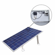 Panel Solar Y Microinversor Interconexion A Cfe