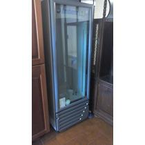 Refrigerador Con Puertas De Cristal Marca Imbera, Dos Metros