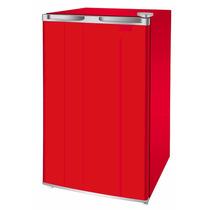 Refrigerador Servibar Igloo 3.2 Pies Cubicos Rojo