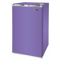 Refrigerador Servibar Igloo Fr321-morado 3.2 P.cubicos