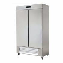 Asber Arr-37-pe Refrigerador 2 Puertas Cristal 37 Comercial
