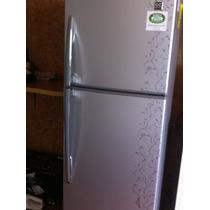 Daewoo - Refrigerador Plateado - Como Nuevo !!!!!!