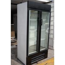 Refrigerador Vertical Tipo Vitrina Vpc-500 2 Puertas Al 100%