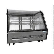 Vitrina Refrigerada Cristal Curvo 874x568x686mm