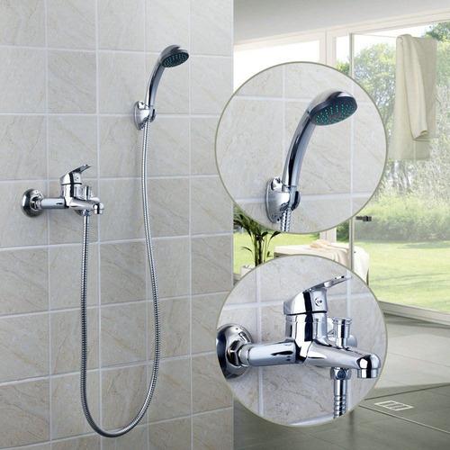 Regadera De Mano Para Baño:Regadera Para Baño Moderna Con Cabezal De Mano Lbf 6 399 00 En