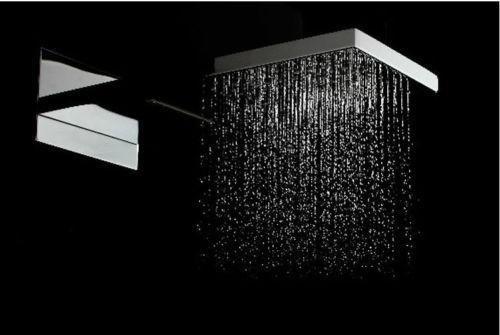 Regadera De Baño Moderna:Regadera Moderna Para Baño Tipo Cascada Acero Inoxidable – $ 9,99000