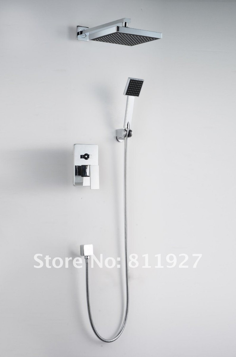 Griferia para ducha sin regadera for Griferia mezcladora ducha