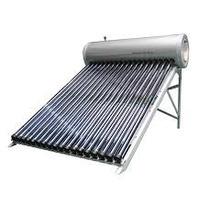 Calentador Solar 185 Litros Acero Inox.