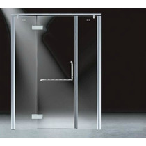 Cancel Abatible (1.60x2.00m) Cristal Templado 10mm