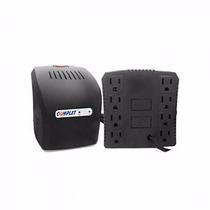 Regulador De Voltaje Complet 1300va 8 Contactos