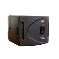 Regulador Isb Microvolt 1300va Sola Basic 750 Watts +c+