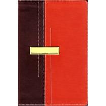 Biblia De Estudio Thompson Tam. Personal Piel Italiana Rvr60