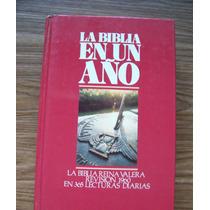 La Biblia En Un Año-reina Valera,revisión 1960-365 Lecturas