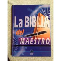 La Biblia Del Maestro