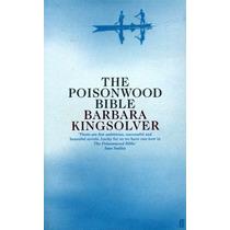Libro The Poisonwood Bible (la Biblia Envenenada)
