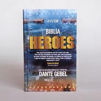 Biblia Heroes Dante Gebel Para Jovenes Tapa Dura Nvi