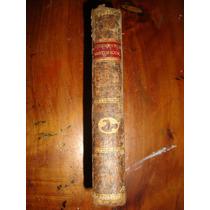 Antiguo Libro De La Historia De La Biblia.