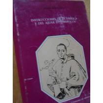 Instrucciones De La Fábrica Y Del Ajuar Eclesiásticos