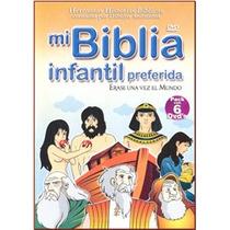 Mi Biblia Infantil Preferida - 6 Dvds