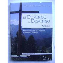 De Domingo A Domingo - J. J. Gómez Palacios (nuevo)