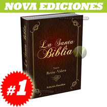 La Santa Biblia Reina-valera Edición Familiar