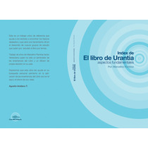 Index De El Libro De Urantia Aspectos Fundamentales