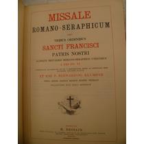 Missale Romano-seraphicum Pro Tribus Ordinibus Oportunidad