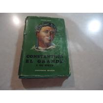 Constantino El Grande Y Su Siglo Autor: Joseph Vogt
