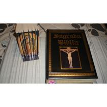 Sagrada Biblia Con Complementos ¡¡¡nueva En Caja!!!