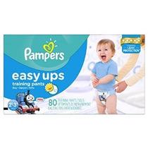Pampers Easy Ups Training Pants Tamaño 2t3t Super Pack Niños