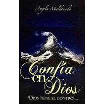 Libro De Bolsillo Confia En Dios /angela Kellenberger