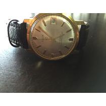 Precioso Reloj De Pulso Elgin 17 Joyas Shokprotected, Cuerda