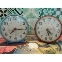 Par De Relojs Antiguos