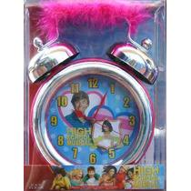 Reloj Despertador High School Musical