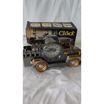 Reloj Despertador Analogo En Forma De Camion Envio Gratis