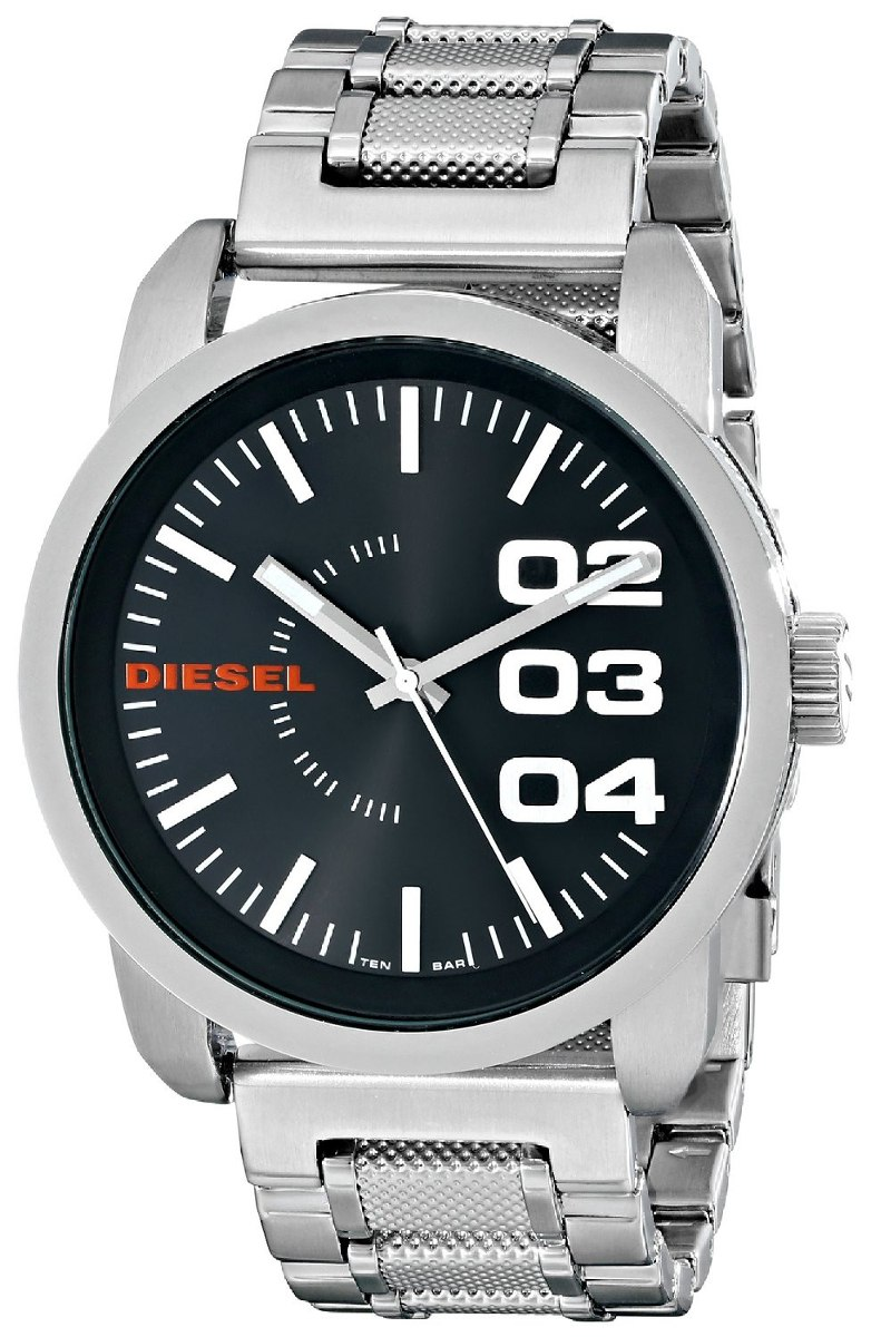 7f834ff9b68f relojes diesel acero