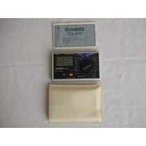 Reloj Mundial Casio Pq-40u Digital Estuche Vintage