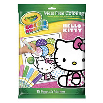 Crayola Color Wonder Kit Mess Colorear Gratis - Hello Kitty