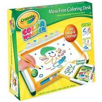 Crayola Color Wonder Mess Gratuito Para Colorear Escritorio