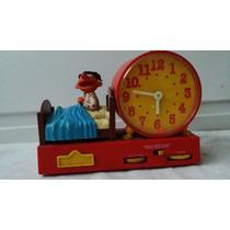 Plaza Sesamo-reloj Antiguo Vintage 70as