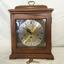 Reloj Ridgeway P Mesa Chimenea Repisa 3 Cuerdas Westminster