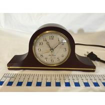 Hermoso Reloj Despertador Elect Vintage Seth Thomas U S A