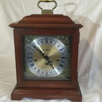 Reloj De Mesa Antiguo Aleman Tres Cuerdas Howard Miller G