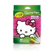 Crayola Hello Kitty Mini Colorear