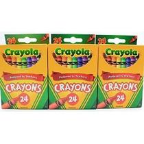 Crayola 24 Conde Caja De Suministros De Color Para Colorear